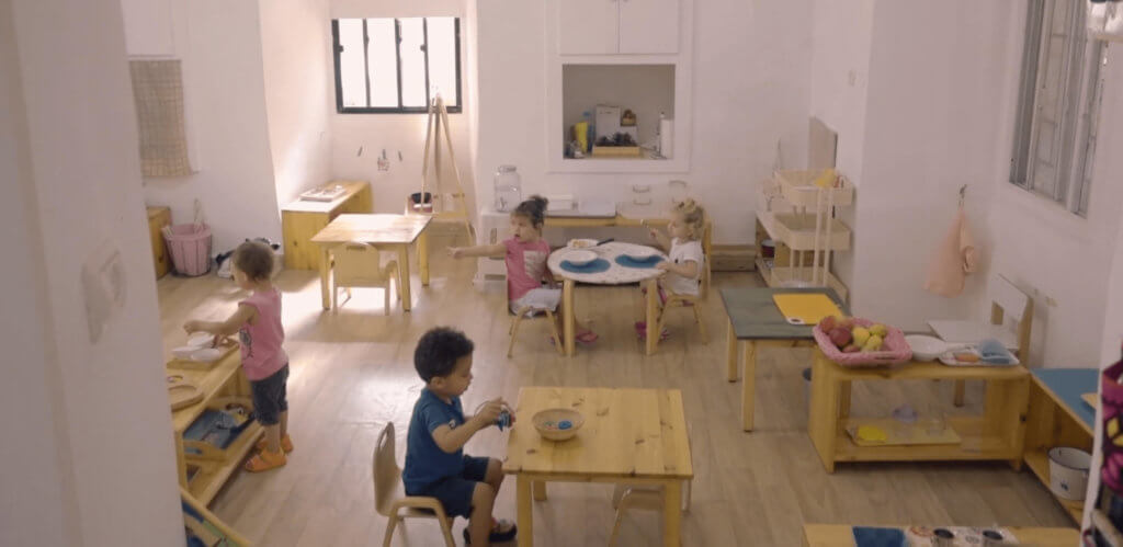 Little Hearts Preschool | Montessori Preschool | Jerusalem, Israel